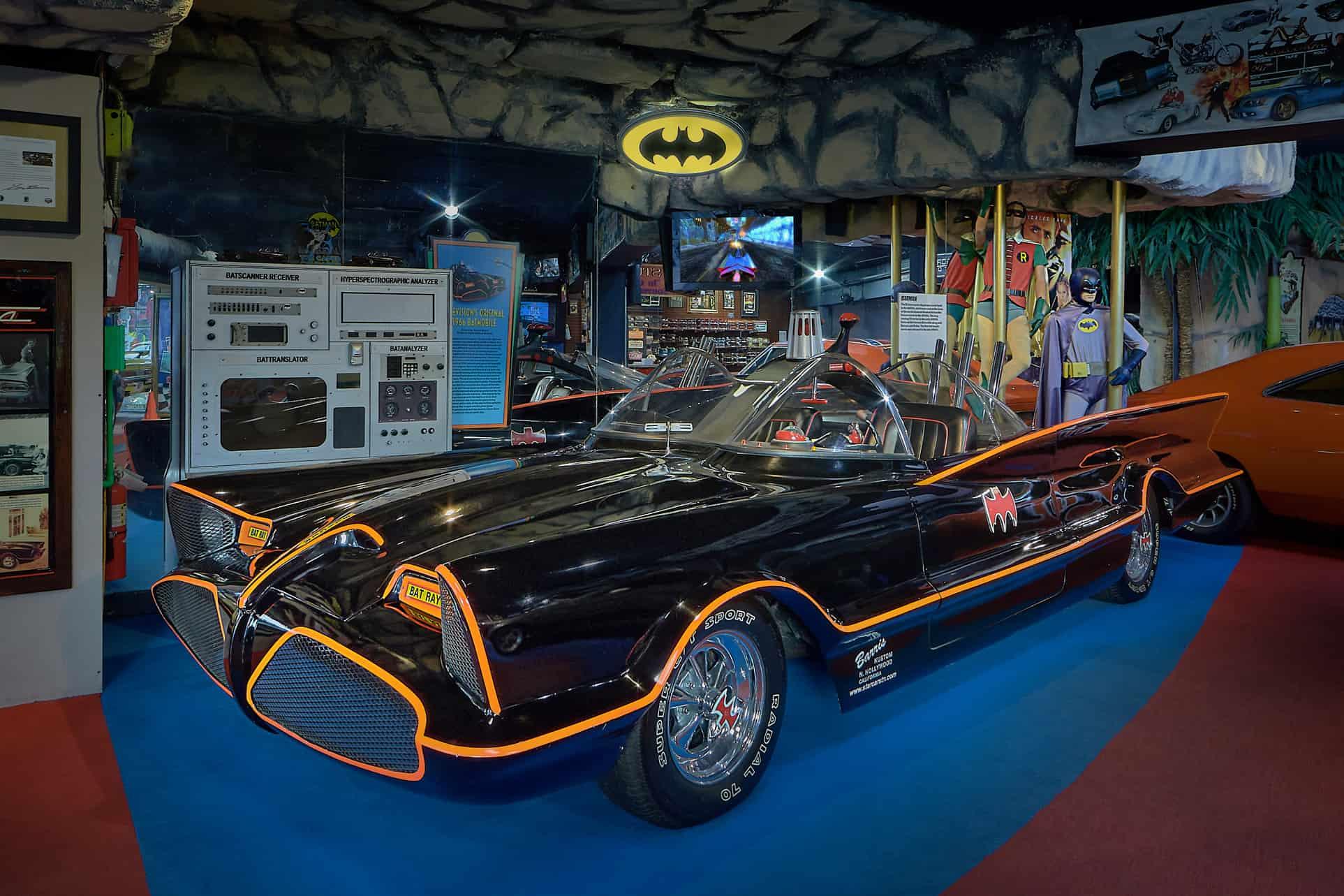 1966 Batman batmobile