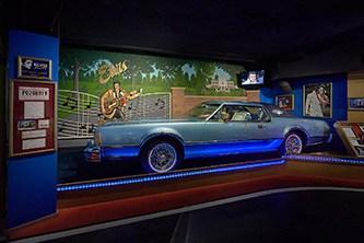 Elvis Presley's Lincoln