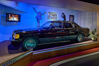 Michael Jackson's car