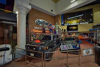 lobby star cars