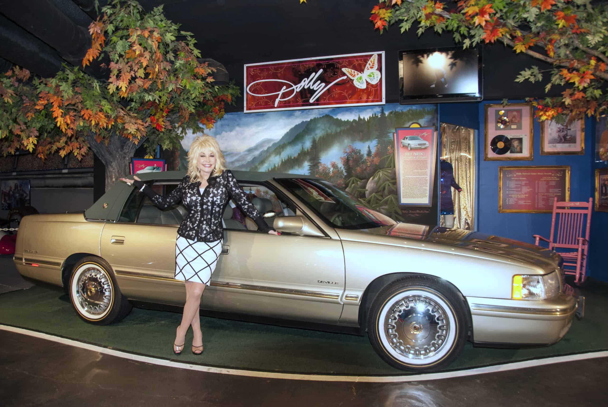Dolly's Cadillac